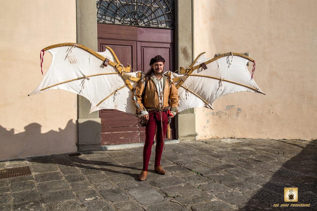 Leonardo Vinci Uomo Volante 2016 (1)