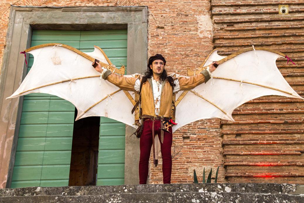 Leonardo Vinci Uomo Volante 2016 (18)