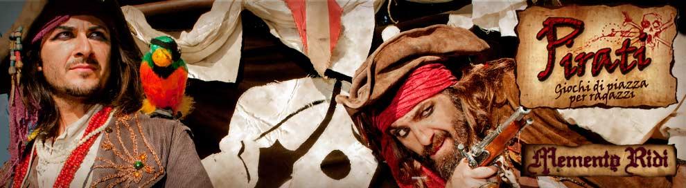 Gli Acchiappatutti - I Pirati