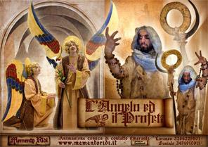 L'angelo e il Profeta